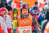 Tarp vos mažiau nei pusės finišavusių dalyvių yra ir lietuvis A.Drukarovas