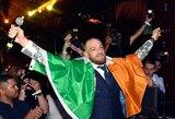 C.McGregoras užsiminė apie kovą Rusijoje