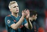 """Pirmasis naujojo """"Barcelonos"""" stratego pirkinys – jaunasis Nyderlandų talentas?"""