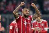 """Vokietija: """"Bayern"""" išvargo pergalę prieš """"Hannover"""", ir vėl nelaimėję """"Borussia"""" toliau klimpsta"""