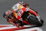 """M.Marquezas iškovojo eilinę """"pole"""" poziciją"""