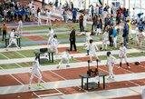Pasaulio jaunių fechtavimo čempionate geriausiai tarp lietuvių pasirodė L.Grabovskytė