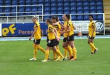 Įvyko pirmasis susirinkimas dėl moterų Baltijos futbolo lygos atkūrimo