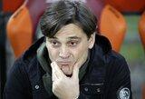 """Milan"" pralaimėjo visoms pirmojo šešeto Italijos komandoms"
