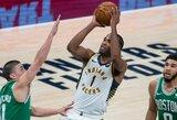 """""""Pacers"""" šiame sezone T.J.Warreno pagalbos nesulauks"""