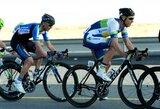 Pirmajame dviračių lenktynių Prancūzijoje etape A.Kruopis finišavo su pagrindine grupe