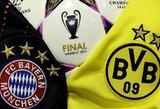 KONKURSAS: Atspėkite Čempionų lygos finalo rezultatą ir laimėkite futbolo kamuolį bei kitus prizus! (nugalėtojai)