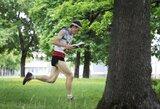 Europos orientavimosi sporto čempionato ilgojoje trasoje R.Ptašekaitė užėmė 17 vietą