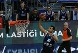 """ALBA paskutiniame kėlinyje palaužė """"Panathinaikos"""""""