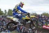 Pasaulio motokroso čempionato etape Rusijoje – solidus A.Jasikonio pasirodymas