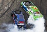 """""""Snow Drift 2015"""" varžybų nugalėtojui pergalę atnešė skolintas automobilis"""