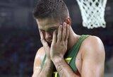 """Italijos žiniasklaida: """"M.Kalnietis – vargšas vyrukas, olimpiadoje daręs viską, ką galėjęs"""""""
