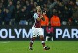 """Oficialu: """"West Ham"""" už 4,25 mln. eurų savo saugą pardavė """"Galatasaray"""" klubui"""