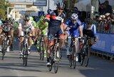 """G.Bagdonas trečiajame """"Tour de Pologne"""" dviračių lenktynių etape neatsiliko nuo pagrindinės grupės"""