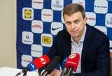 D.Adomaitis įvardino dvi problemas, kurios neleido lietuviams iškovoti pergalės