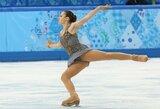 23-ejų metų olimpinė čempionė paskelbė apie karjeros pabaigą: prireikė stuburo implantų