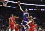 """Rockets"" be Ch.Paulo nusileido ""Clippers"" komandai"