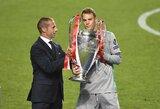 Čempionų ir Europos lygų nugalėtojų mūšis UEFA Super taurėje vyks su sirgaliais