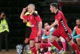 """LFF Futsal taurės finale susitiks """"Vyčio"""" ir """"Pramogos-SC"""" klubai"""
