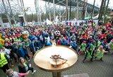 LTeam žiemos festivalis sužavėjo ir olimpiečius, ir užsieniečius