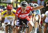 E.Juodvalkis trečiąjį dviračių lenktynių Belgijoje etapą baigė 52-as