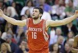 K.Papanikolaou: kovosiu dėl savo vietos NBA