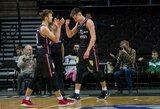 """Ą.Tubelis taip pat išvyko į NBA """"Basketball Without Borders"""" stovyklą"""