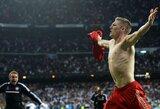 """""""Bayern"""" po 11 metrų baudinių prasibrovė į Čempionų lygos finalą"""