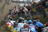 A.Kruopis pasitraukė iš dviračių lenktynių Prancūzijoje