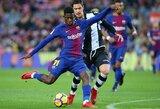 """Xavi: """"O.Dembele gali pasiekti tiek pat, kaip ir Pele, J.Cruyffas ar D.Maradona"""""""