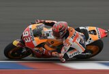 """""""MotoGP"""" etapo Argentinoje kvalifikacijoje – M.Marquezo pergalė ir čeko stebuklas"""