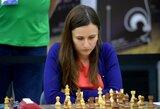 Intensyvi Lietuvos šachmatininkų savaitė: vyrai ir moterys dalyvavo Europos čempionatuose