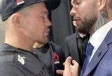 """UFC 245"" užkulisiuose – P.Jano ir C.Garbrandto konfliktas"