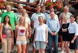 Į pasaulio jaunimo irklavimo čempionatą išlydėti Lietuvos sportininkai (komentarai)