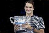 35-erių R.Federeris planuoja žaisti dar bent trejus metus