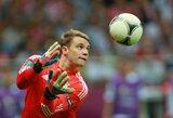 M.Neueris pripažintas geriausiu 2013 metų vartininku