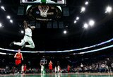 """""""Celtics"""" įveikė blogiausią lygos komandą panaikindama 18 taškų deficitą"""