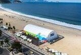 Rio de Žaneiro olimpiados naujienos: saugumas, suvenyrai, deglo kelionė ir sportininkų maistas
