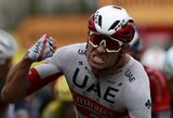 "107-osios ""Tour de France"" lenktynės prasidėjo A.Kristoffo pergale"
