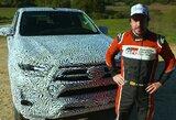 """Naująjį """"Toyota Hilux"""" išbandė ir F.Alonso"""