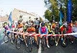 Lietuvos plento taurės varžybų etape Vilniuje laimėtojus lėmė sekundės dalys