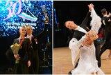 Evaldas ir Ieva Sodeikos: pirmieji metai pasaulio čempionų soste