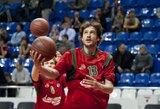 M.Kalniečio ir S.Jasaičio klubas – Europos taurės pusfinalyje