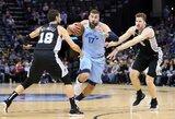 J.Valančiūno tikslas: sudaryti geriausią priekinę liniją NBA
