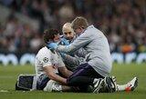M.Pochettino apgynė savo komandos medikų sprendimą leisti J.Vertonghenui rungtyniauti po galvos traumos
