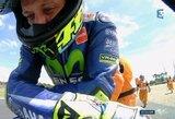 """Paskutinis legendos sezonas? """"Yamaha"""" jau surado pamainą V.Rossi"""