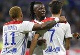 """""""Lyon"""" namuose nepaliko šansų """"Strasbourg"""" ekipai"""