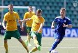 Slovakijos klubų draugiškame mače per kėlinį E.Jankauskas spėjo atlikti rezultatyvų perdavimą