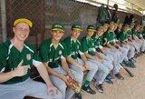 Europos jaunimo beisbolo čempionate lietuviai startavo pralaimėjimu