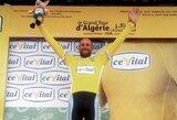 T.Vaitkus iškovojo pergalę dviračių lenktynėse Alžyre, A.Videika – penktas